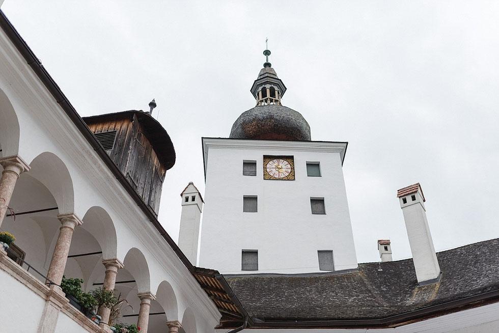 Ubernachtung Neben Schloss Ort Seeresidenz Danninger Gmunden