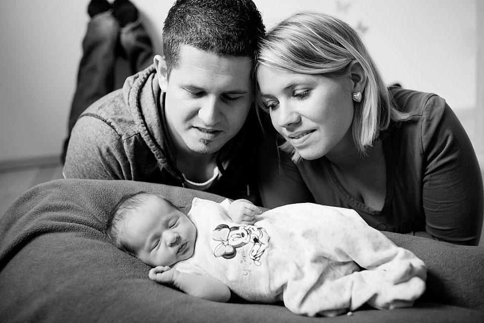 Neugeborenen Fotografie Julia Kollmann