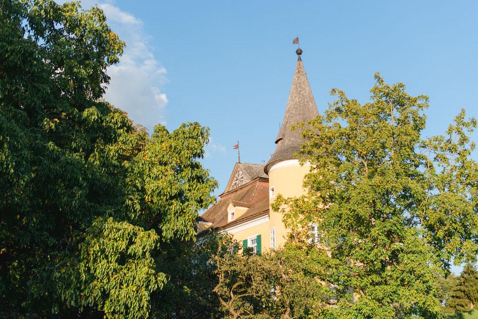 Hochzeit im Schloss Mühldorf Julia Kollmann