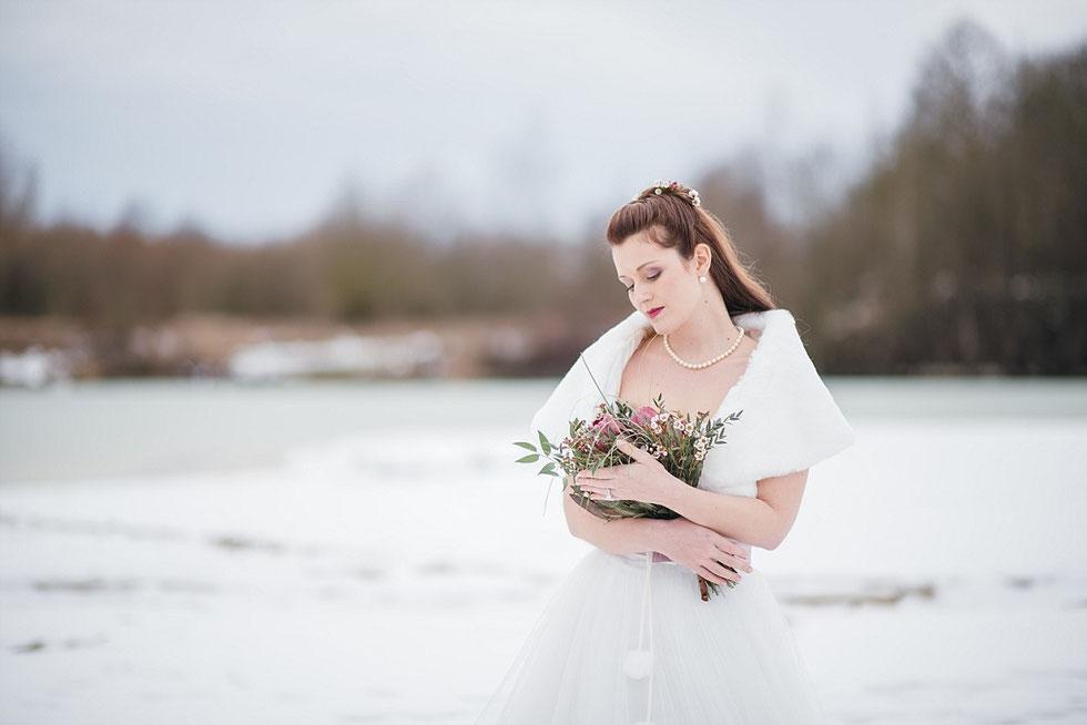 Winterhochzeit Julia Kollmann