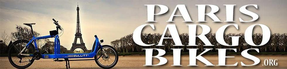 paris cargo bikes bleu tour effeil