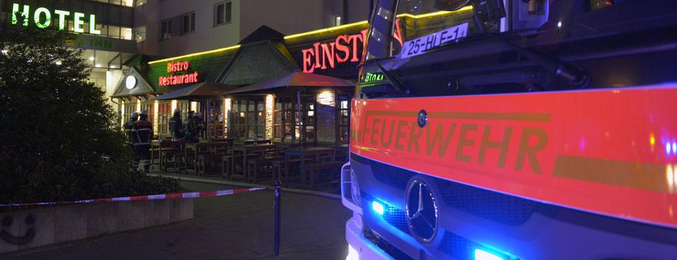 02.05.2015 - Komische Gerüche im Restaurant.