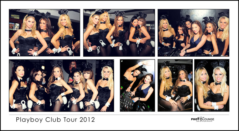 Playboy Clubtour 2012