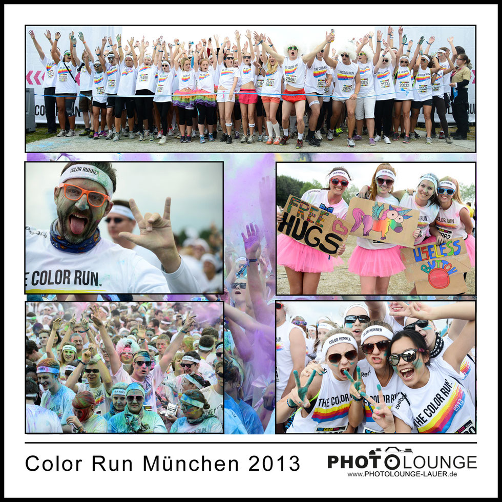Color Run München 2013