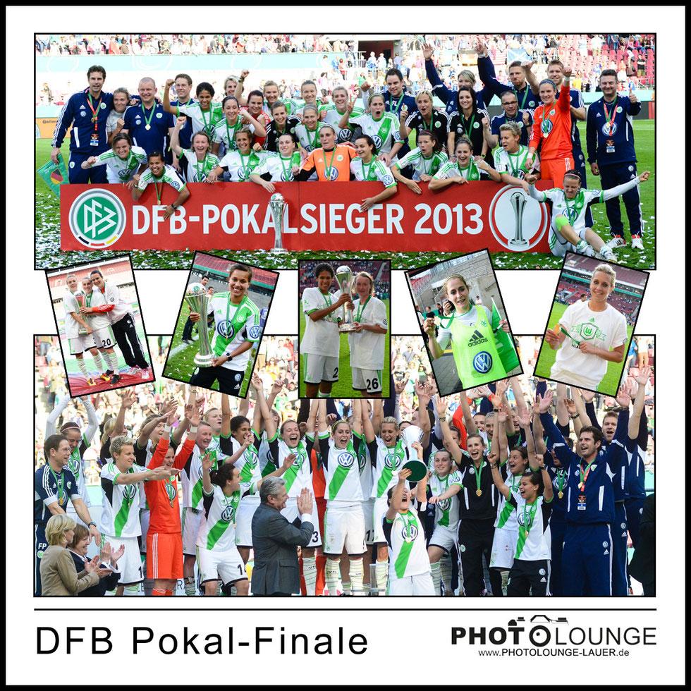 DFB Pokal der Frauen Finale 2013