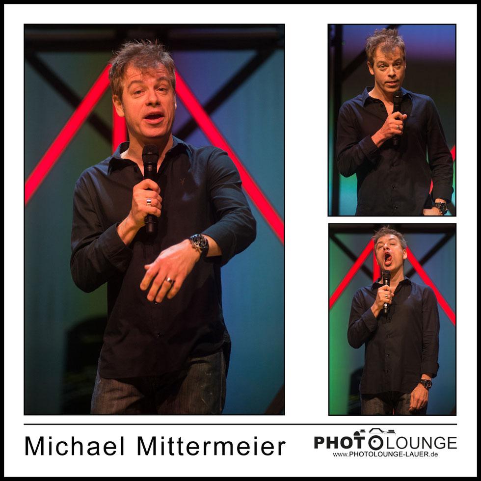 Michael Mittermeier in der Schwabenhalle Augsburg