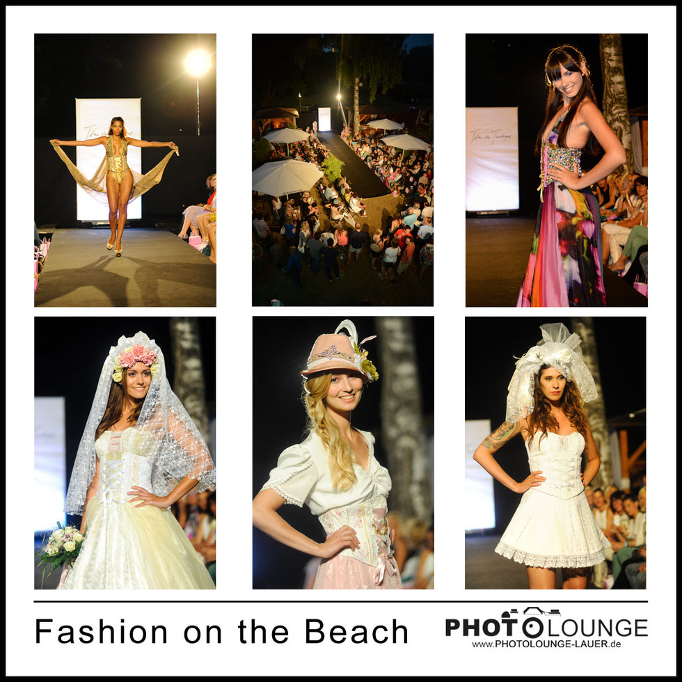 Fashion on the Beach im Pavillon FFB