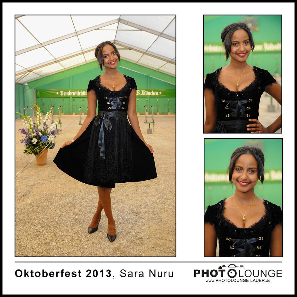 Oktoberfest 2013: Sara Nuru