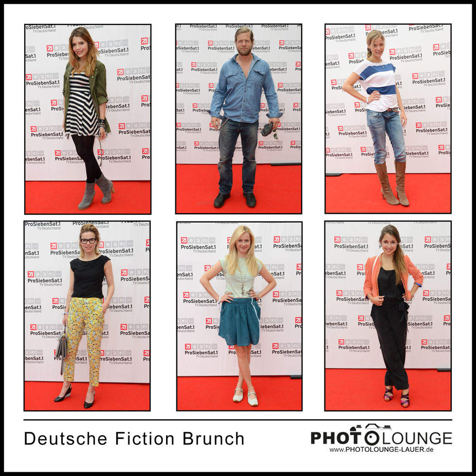 Deutsche Fiction Brunch 2013