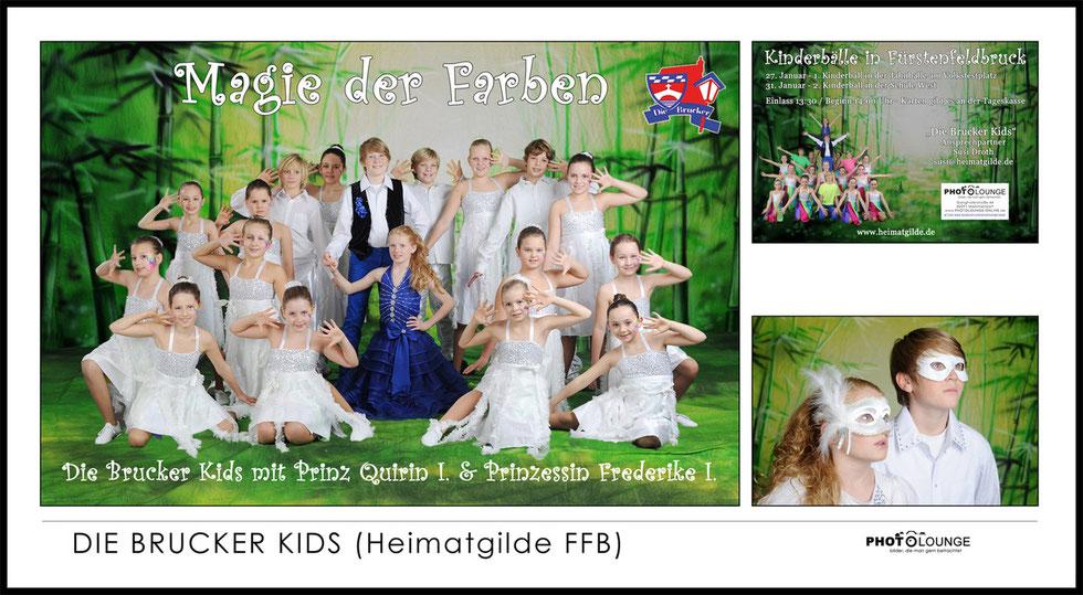 Die Brucker Kids (Heimatgilde FFB)