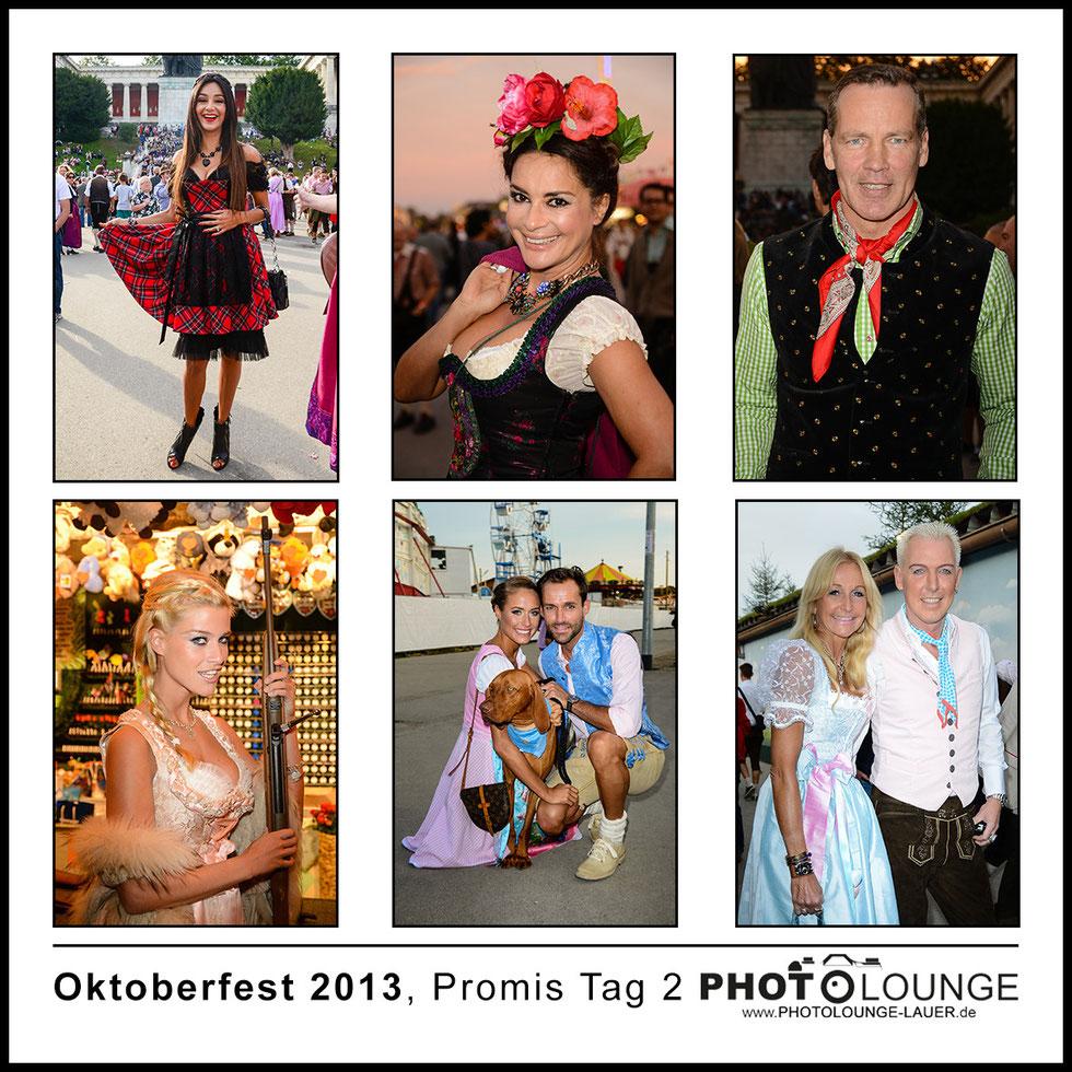 Oktoberfest 2013, Promis Tag 2