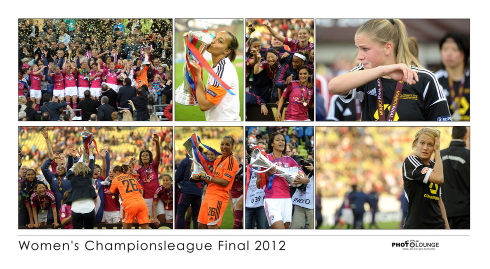 Women's Championsleague Final 2012