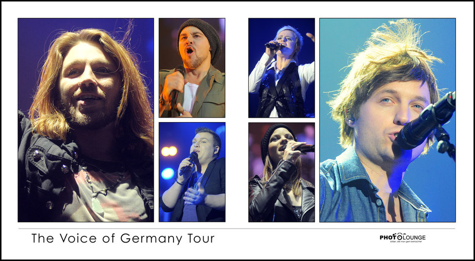 The Voice Of Germany Tour