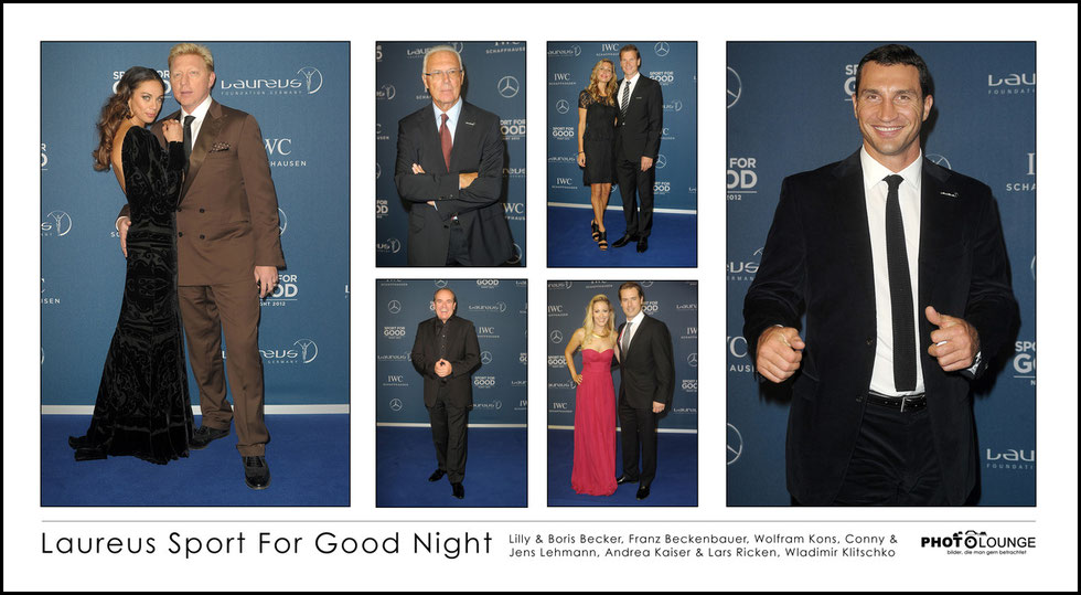 Laureus Sport for Good Night