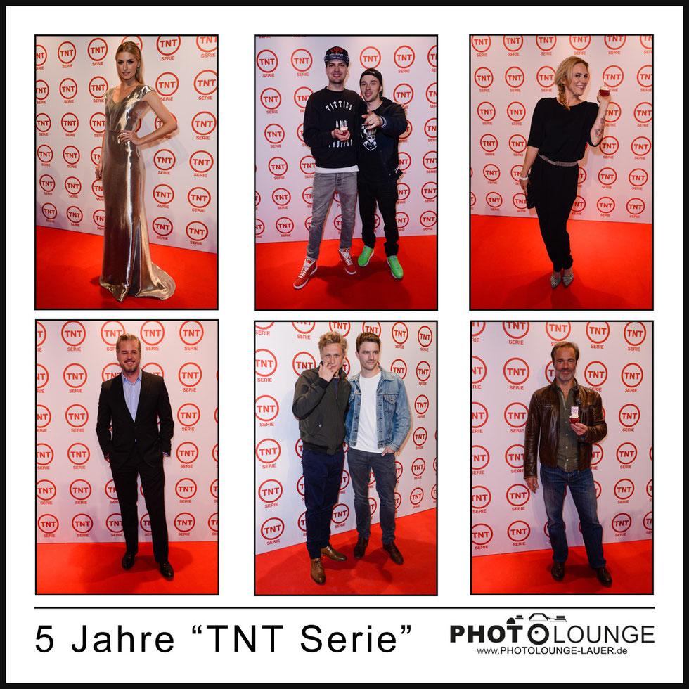 """Party zu 5 Jahre """"TNT Serie"""" in München"""