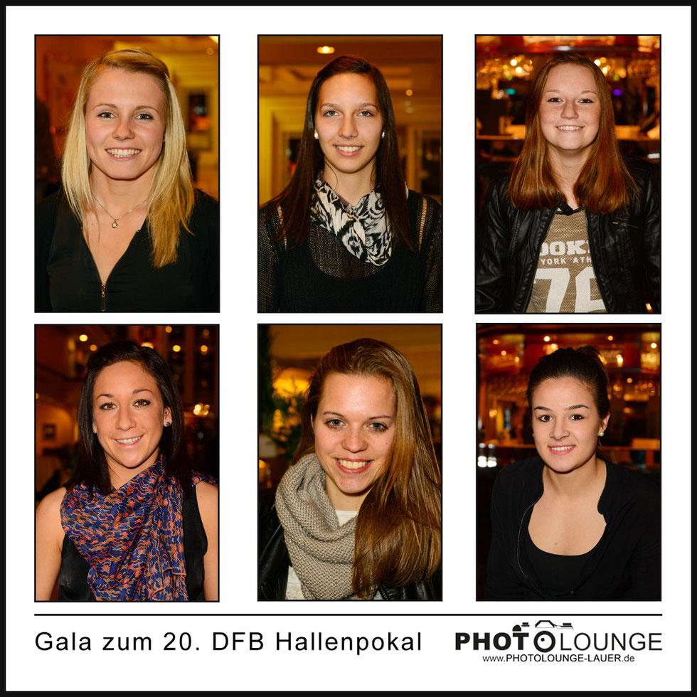 Gala zum 20. DFB Hallenpokal der Frauen