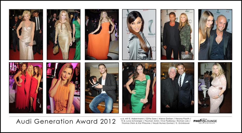 Audi Generation Award 2012