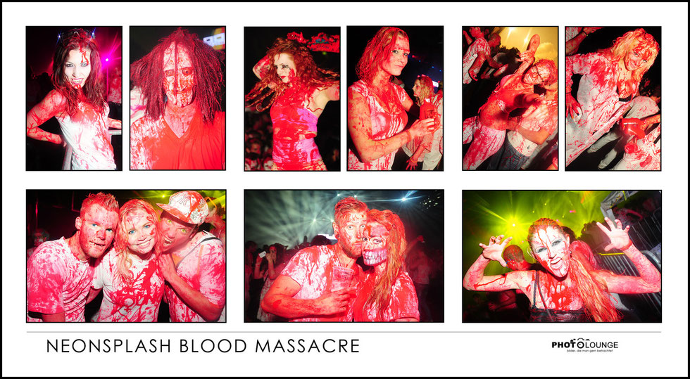 NEONSPLASH BLOOD MASSACRE