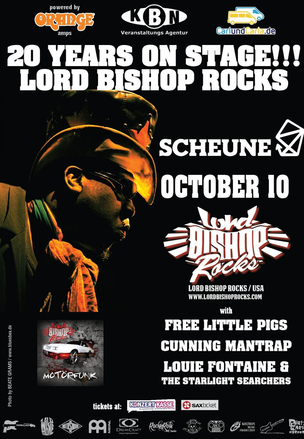 Lord Bishop Rocks