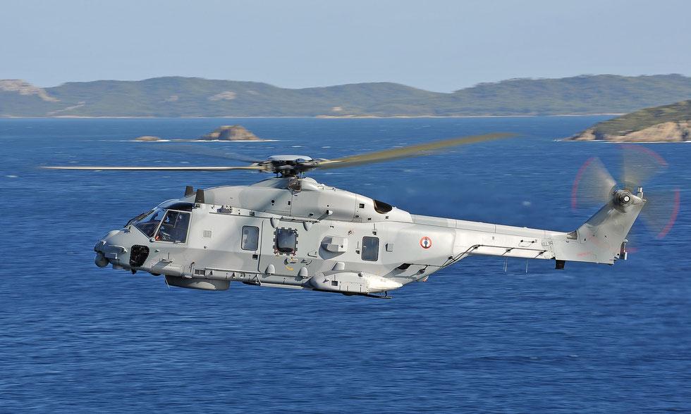 NH90 versione NFH della Marine Nationale. (Foto: A. Pecchi)