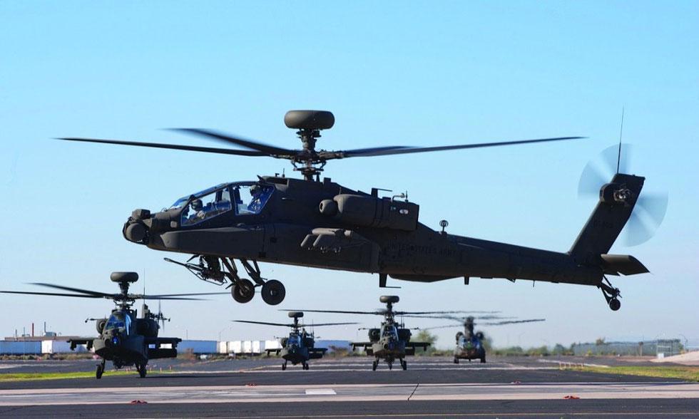 Boeing AH-64 Apache. / Foto: US Army