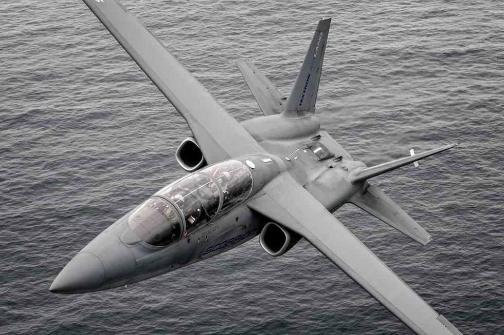 Textron AirLand Scorpion / © Textron AirLand