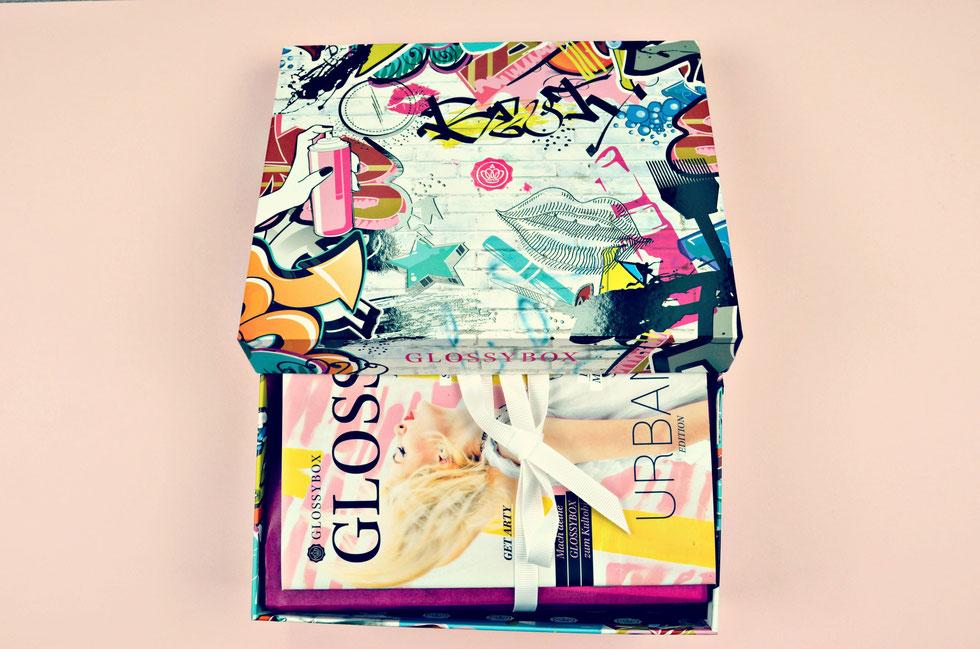Glossybox Urban Edition