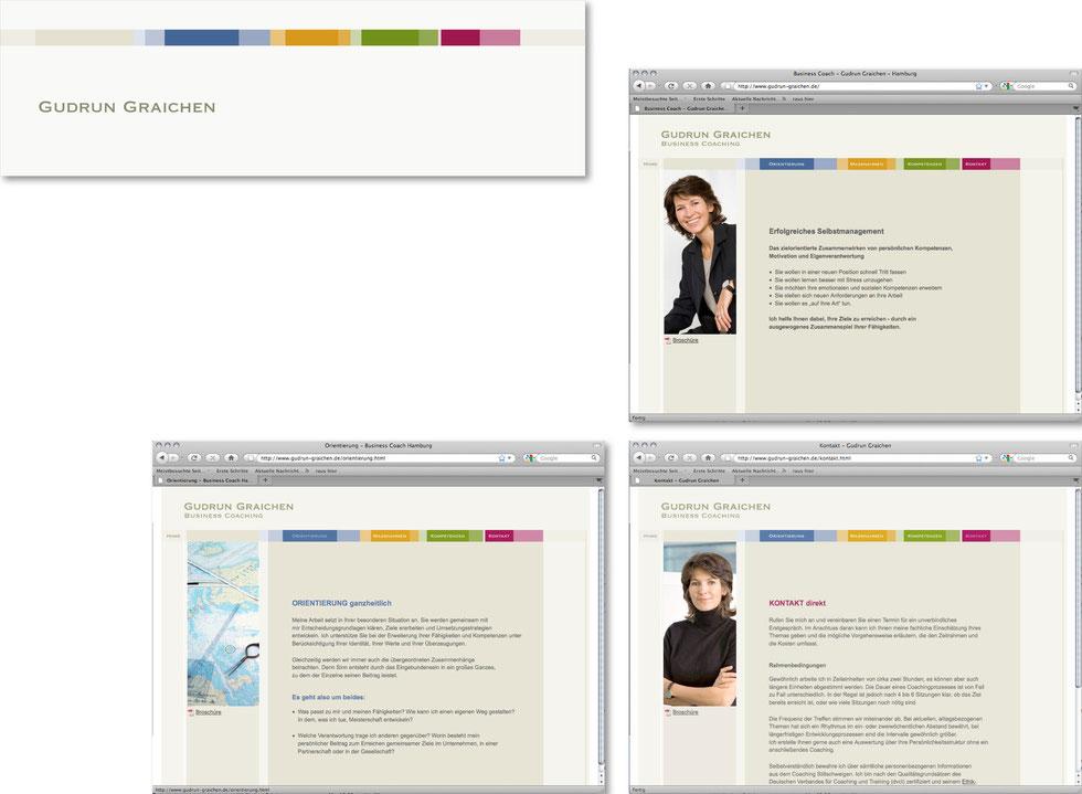 Markenzeichen | Geschäftspapiere | Internet Design