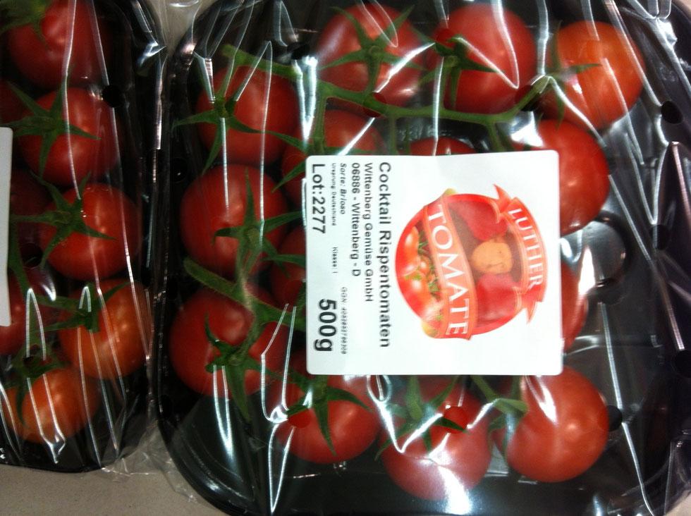 In München entdeckt: Evangelische Tomaten