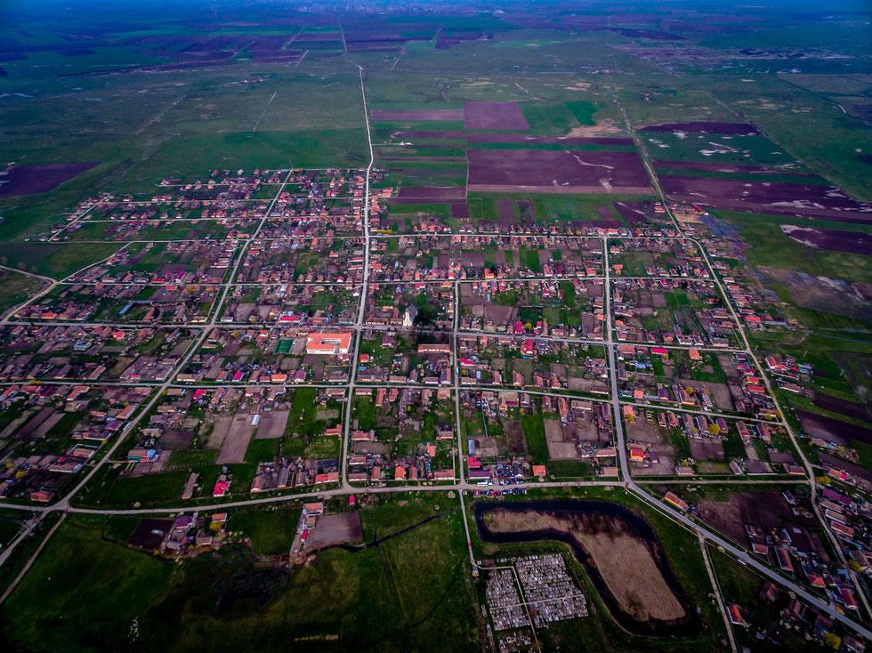 Luftaufnahme von Sanktmartin