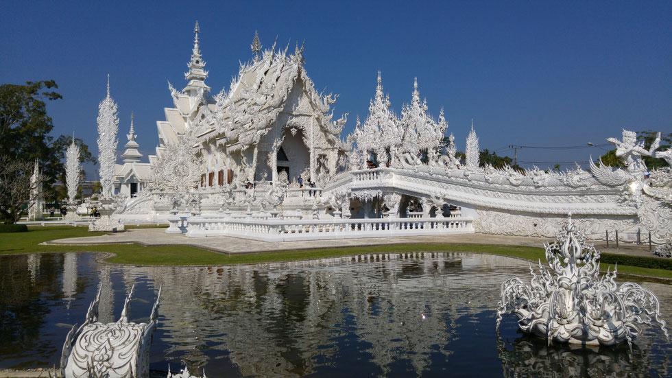 Chiang Rai, White Temple
