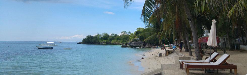 Alona Beach, Panglao (Bohol)