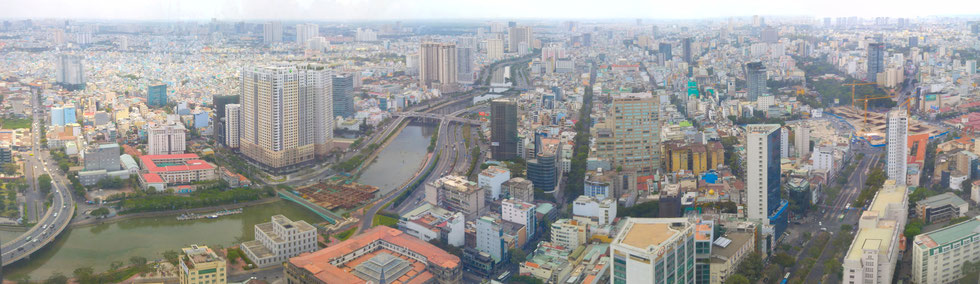 Ho Chi Minh City/Saigon