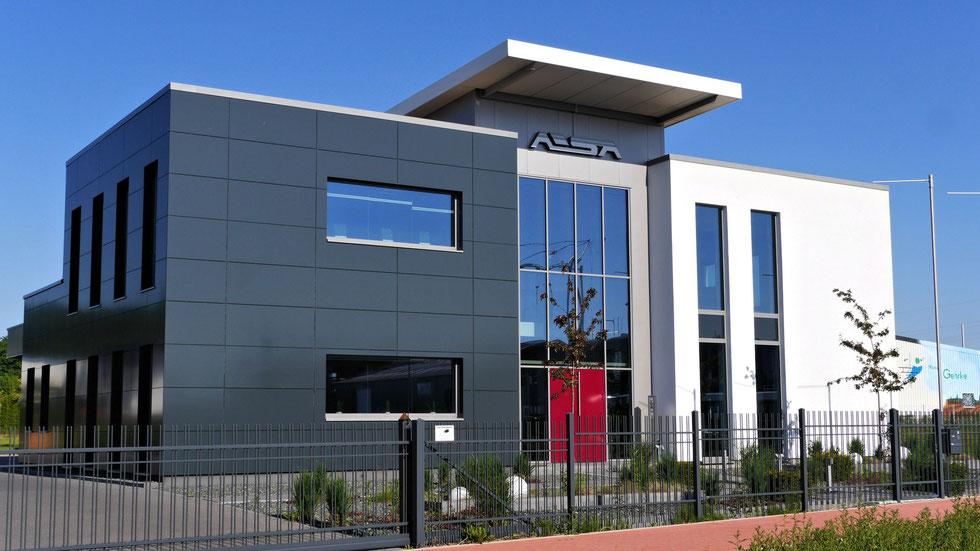 AESA Hauptverwaltung in Seelze bei Hannover
