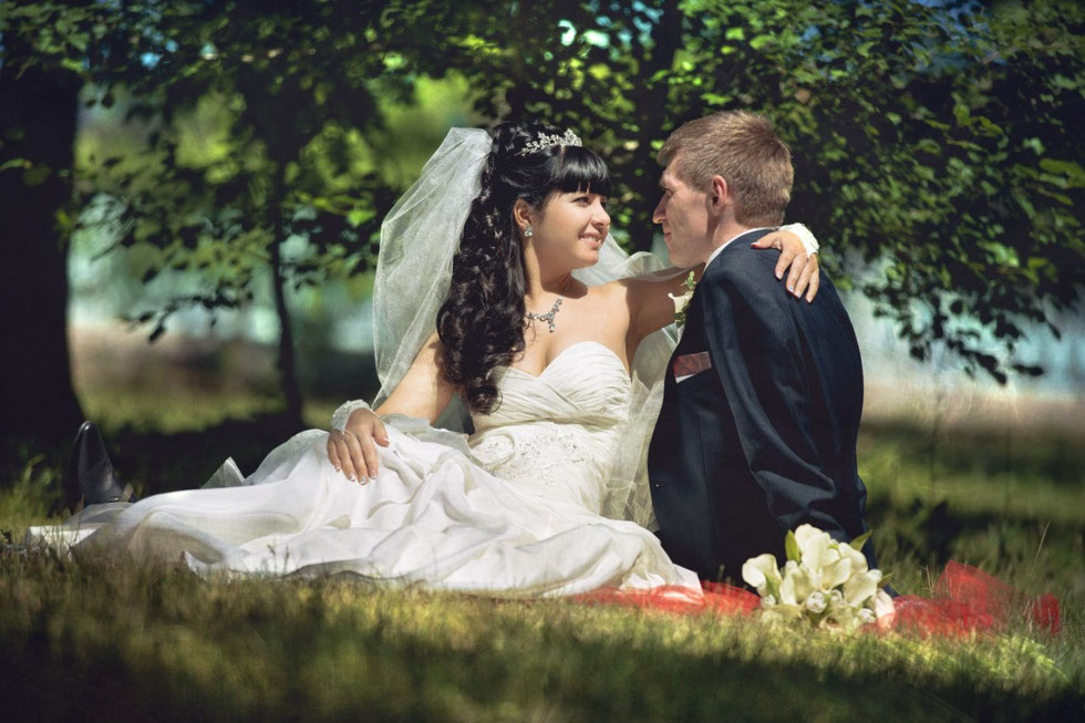 Свадьба Романа и Любови