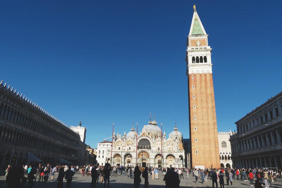 BIGOUSTEPPES VENISE ITALIE PLACE SAN MARCO