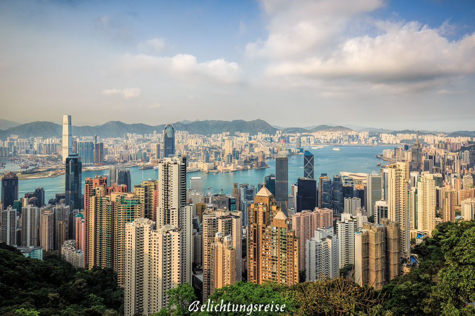 Hongkong, Hong Kong, Skyline, The Peak, Fotografie, Photography,