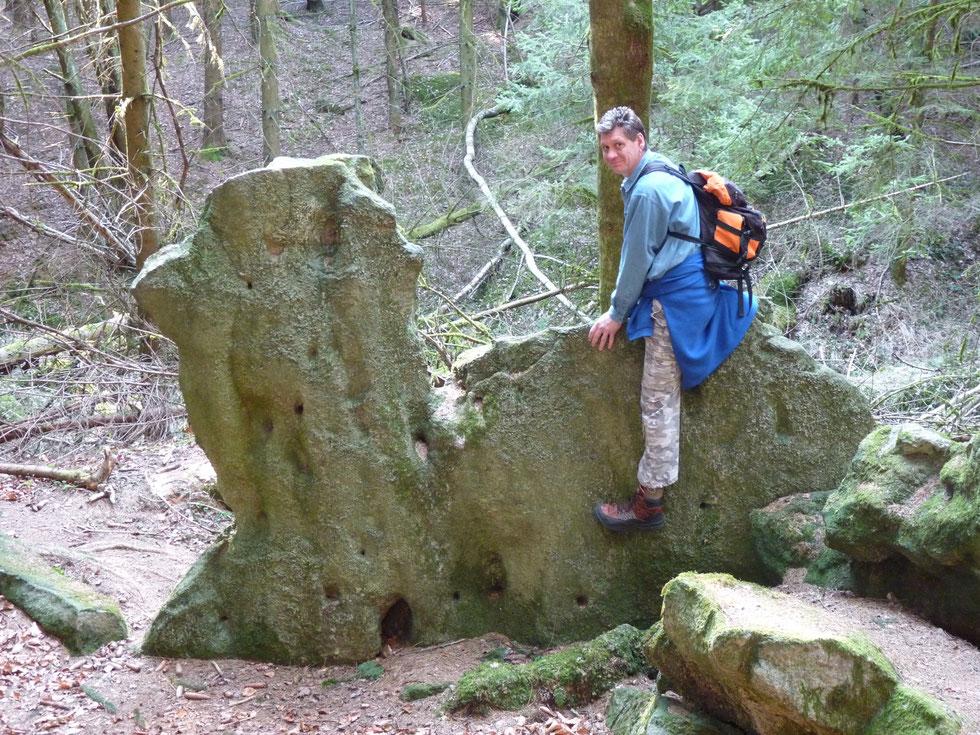 Steinernes Rössl bei Stubenberg
