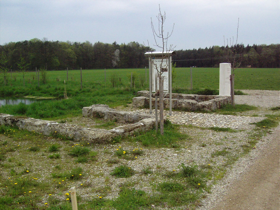 Villa rustica bei Höresham