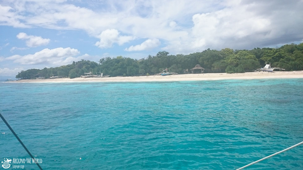 Panglao - Balicasag Island |aroundtheworldstepbystep.com