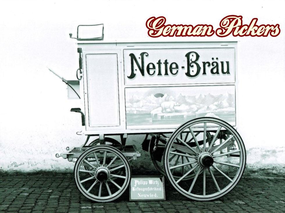 Nette Bräu - Weissenthurm Koblenz