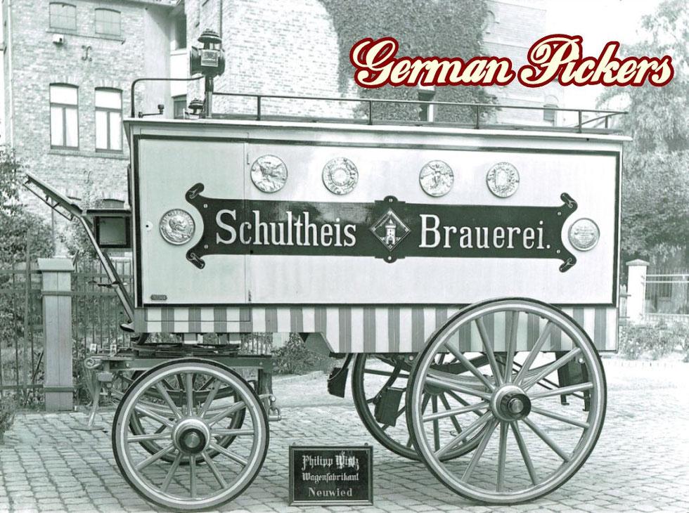 Schultheis Brauerei Weissenthurm am Rhein Koblenz