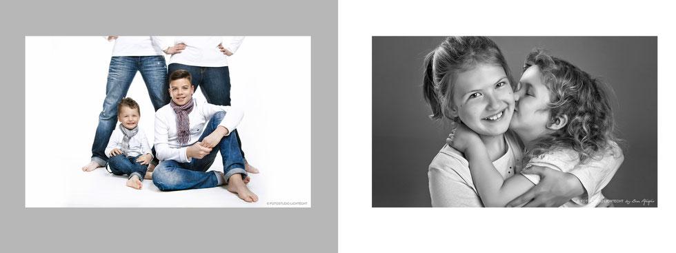 Familienfotos haben tradition fotoshooting mit familie fotostudio lichtecht annaberg - Familienbilder ideen ...