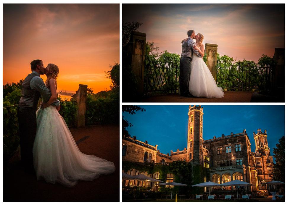 Hochzeitsfotos Dresden Schloss Eckberg