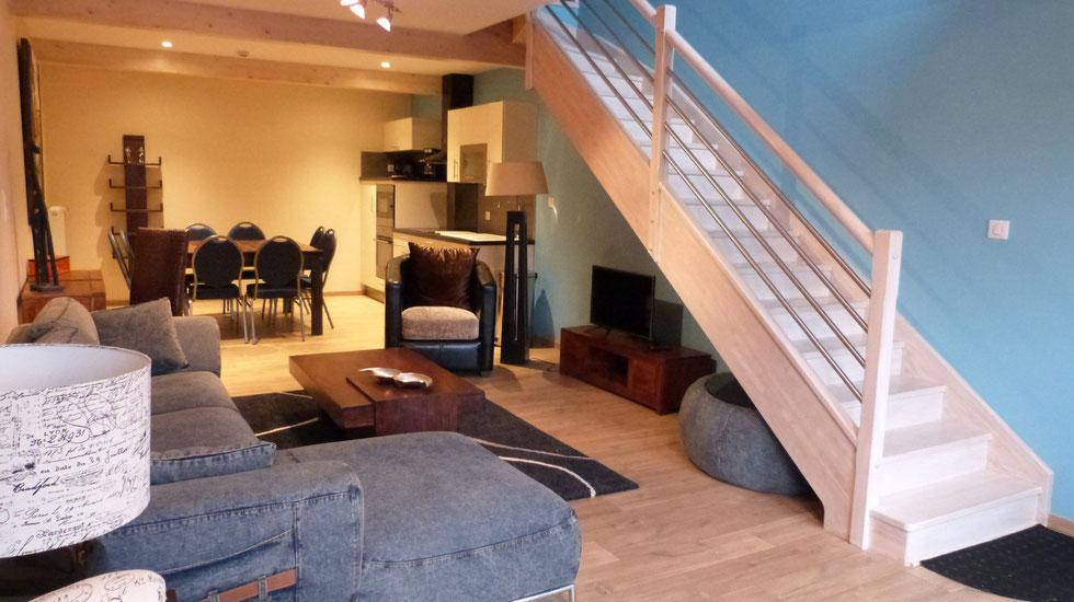 Appartement d'hôtes - 12 personnes - Aisne - Picardie