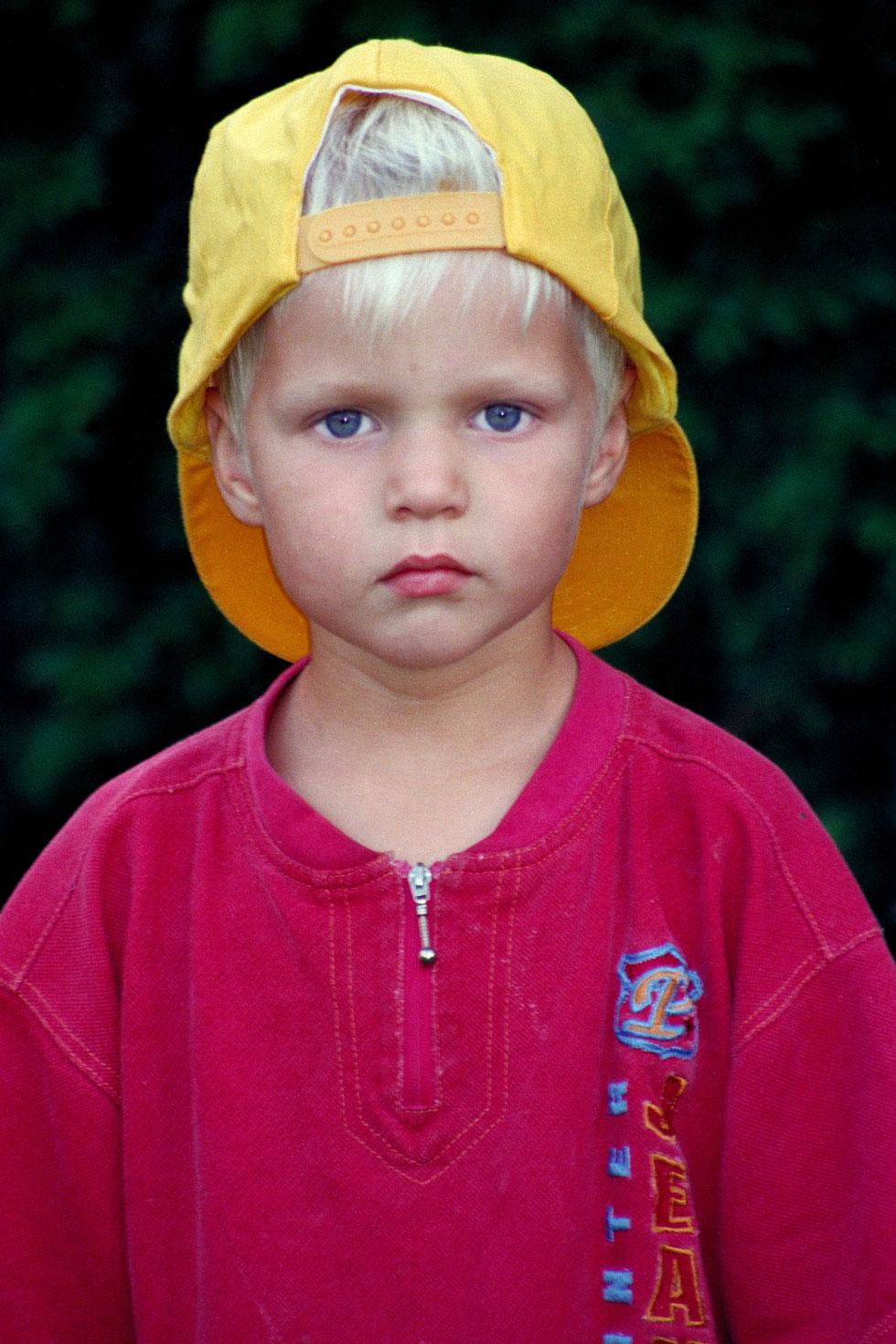 Yellow cap, Jort 1996