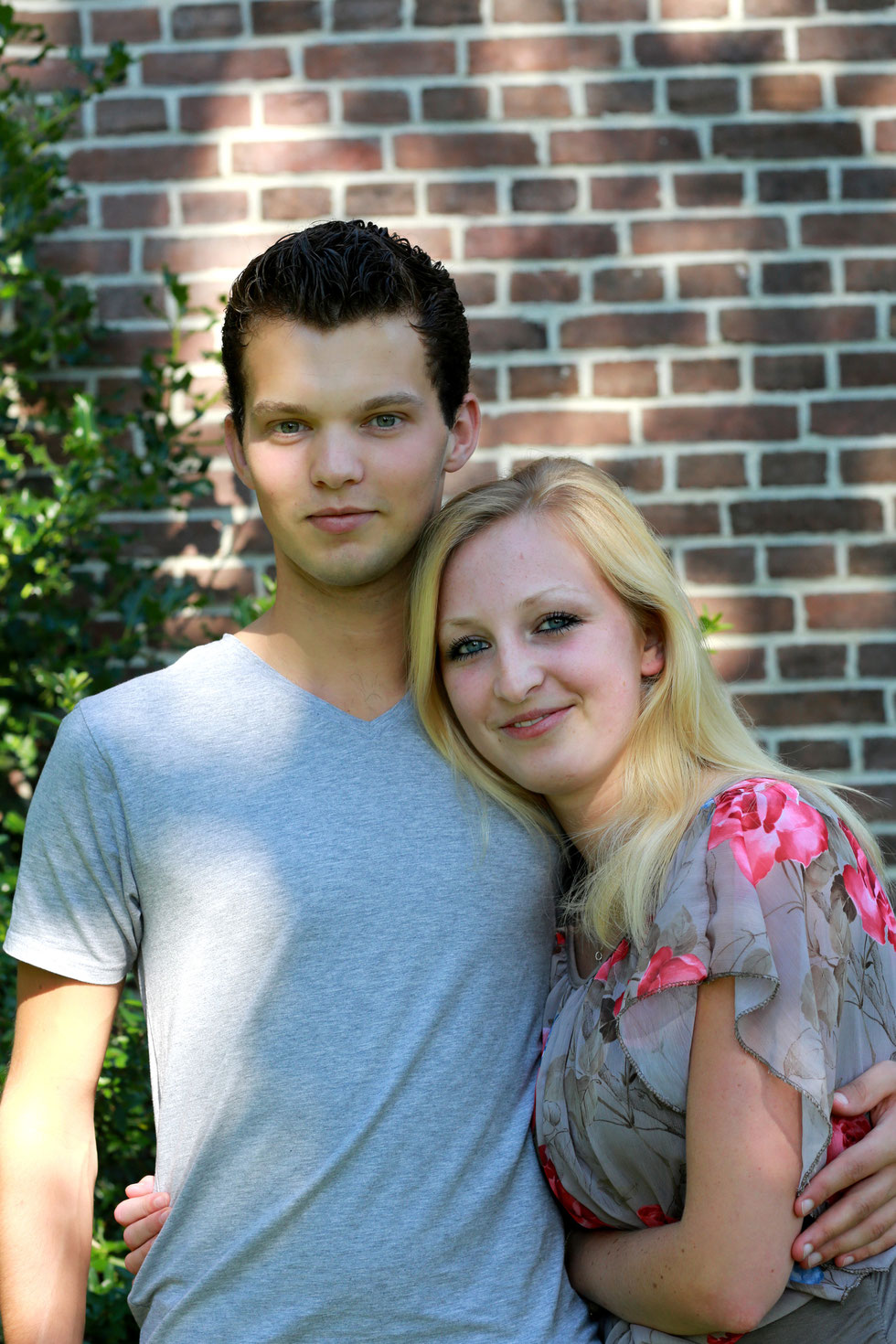 21 years old, Jort and Eline 2012