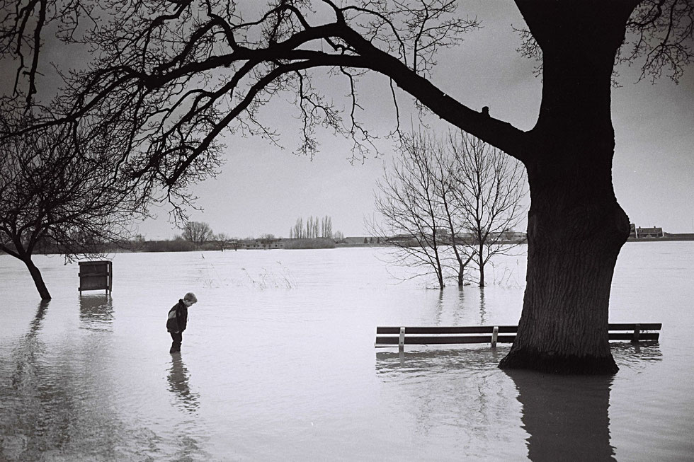 High water, Jens, Kampen 1998