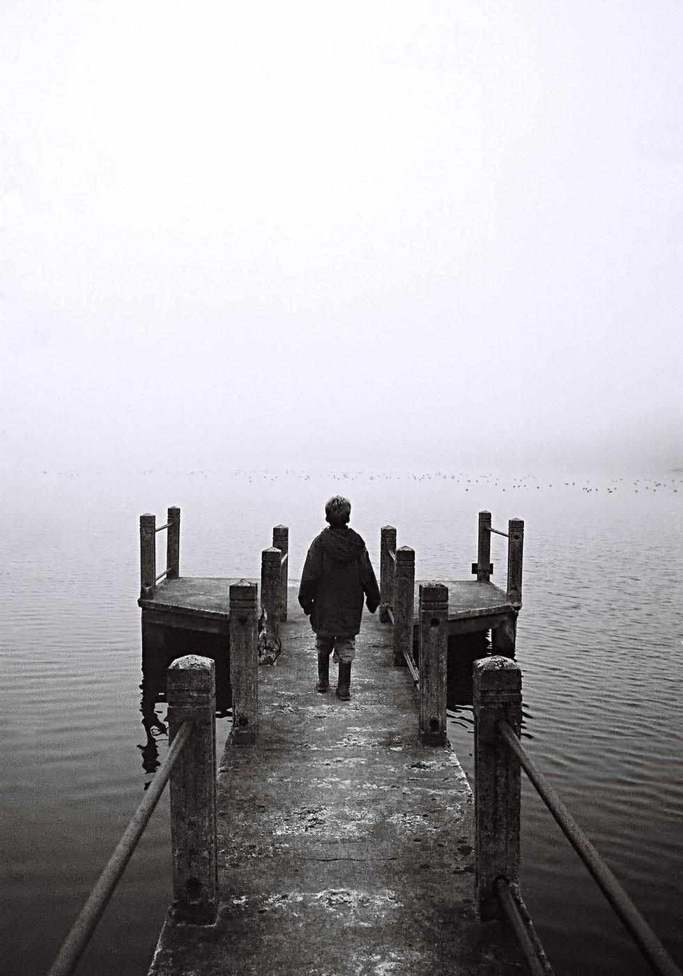 In the mist, Tijs 1996