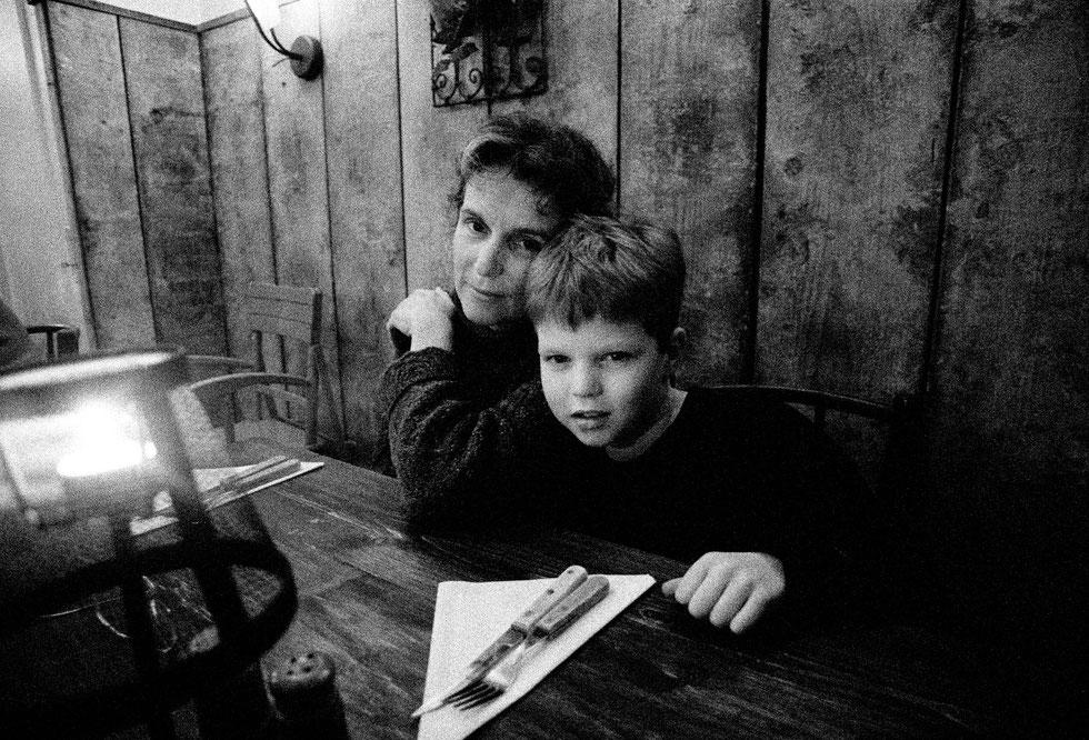 Schiermonnikoog, Katinka and Jort 1997